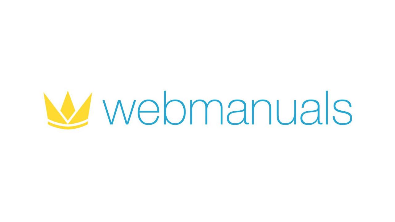 Webmanuals partner logo